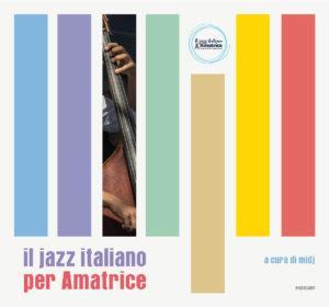 """Libro: """"Il jazz italiano per Amatrice"""""""
