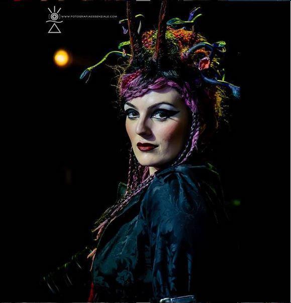 Paula Lastra | Portrait Shooting in italy